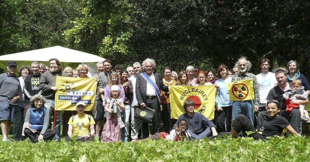 1er Juillet 2012 : Pique-nique de Confluence pour Sortir du Nucléaire