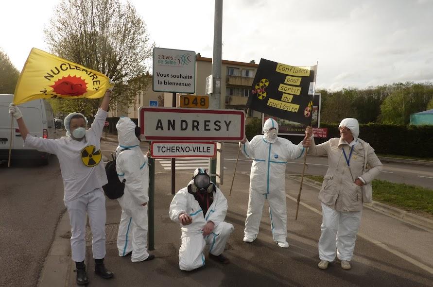 Tchernobyl day