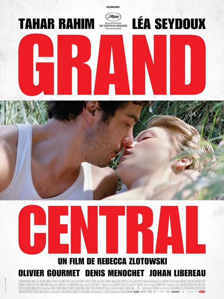 """Ciné – débat autour du film """"Grand Central"""""""